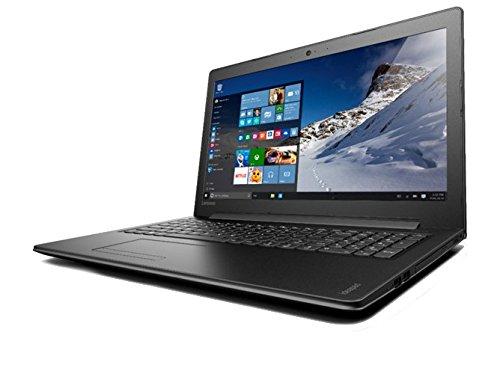 """Lenovo Ideapad 310-15ABR - Portátil de 15.6"""" HD (AMD A10-9600P, 8 GB de RAM,1 TB de disco duro, AMD Radeon R5 M430 con 2 GB, Windows 10) negro - teclado QWERTY español"""