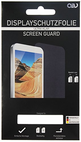 AIV Display Schutzfolie - LG G2 - Standard (Lg G2 Screen Protector)