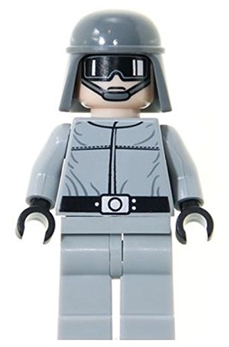 LEGO Star Wars Minifigur - Imperial AT-ST Pilot (AT-ST Driver) (Wars 75002 Lego Star)
