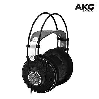AKG K612PRO Open-Back Over-Ear Premium Reference Studio Headphones (B00DCXZY1W) | Amazon price tracker / tracking, Amazon price history charts, Amazon price watches, Amazon price drop alerts
