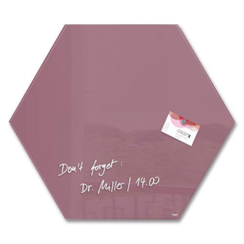 SIGEL GL282 Artverum - Pizarra cristal magnética