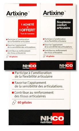 NHCO ARTIXINE SOUPLESSE CONFORT ARTICULAIRE