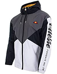 fa383faddafba Amazon.co.uk  ellesse - Black   Coats   Jackets   Men  Clothing