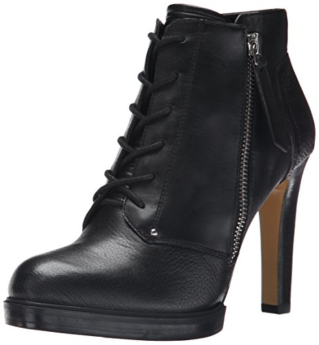 French Connection Beatrix Donna Pelle Stivaletto, Black, 39.5