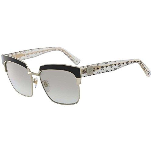 MCM Damen MCM102S 718 56 Brillengestelle, Gold Marble Glitter