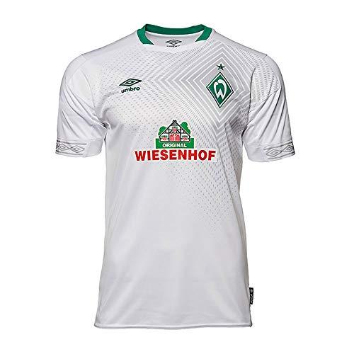 Umbro Jungen Werder 3rd Jersey, Kit, YXL -