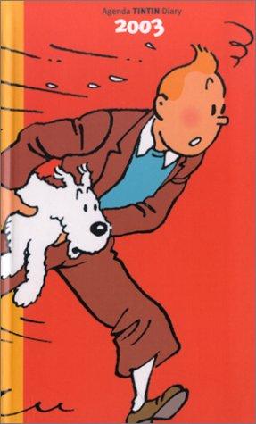Agenda Tintin Diary - 2003