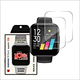 MOBILE DOCTOR TPU SCREEN GUARD FOR REALME FASHION WATCH (PACK OF 3)