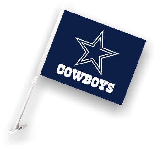 Fremont Die NFL Dallas Cowboys Autoflagge