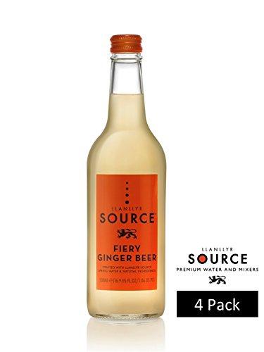Llanllyr Source Cerveza de jengibre picante 500ml