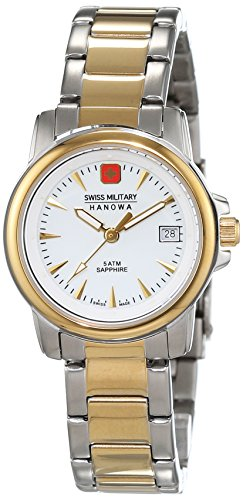 Swiss Military Hanowa donna-orologio XS Swiss RECRUIT LADY al quarzo in acciaio inox PRIME 06-7044 1,55,001.