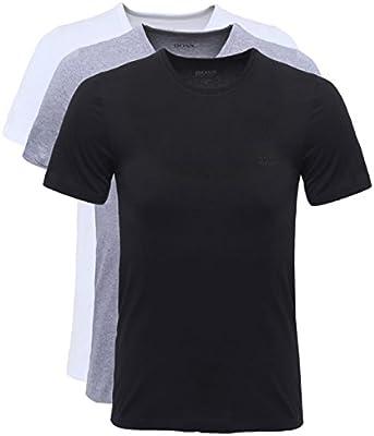Hugo Boss T-shirt Rn 3p Co - Camiseta Hombre