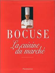 La cuisine du marche (couverture souple) (Gastronomie)