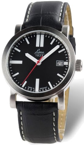 Laco Black Automatic 36 Unisex watches 861709