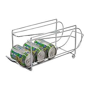 Balvi/distributeur de support pour boîtes, en métal chromé