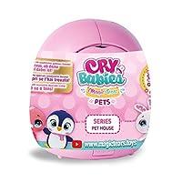 IMC Toys 91085 Cry Babies Magic Tears Pet House, Multi-Colour