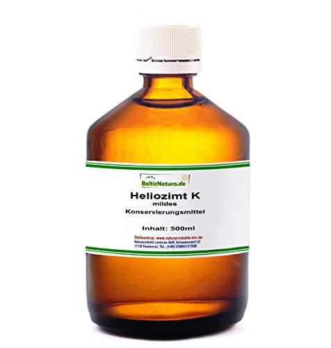 Heliozimt K (500 ml) milder Konservierer Konservierungsmittel