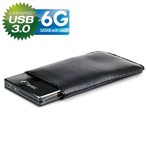 FANTEC DB-229U3-6G externe Festplatte 2,5