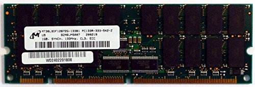 Micron 1GB SDRAM Server-Speicher 168-pin ID8285 -