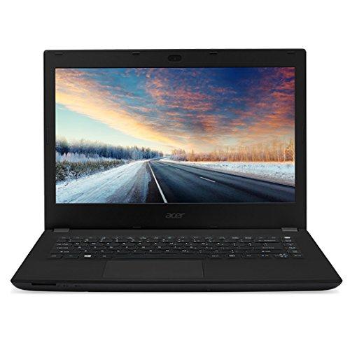 Acer NX.VBXEG.008 33,8 cm (13,2 Zoll) Notebook (Intel Core i3 6100U, 500GB HDD, 4GB DDR3 SDRAM, Win 7 Pro) schwarz
