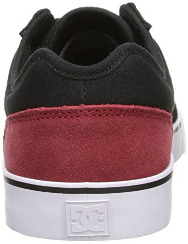 Unisex DC DC TONIK Black Sneakers Red Erwachsene White TONIK xtB66za