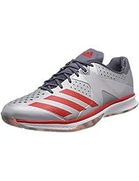 adidas ADIZERO COUNTERBLAST 7 blau silber Schuhgröße UK (D