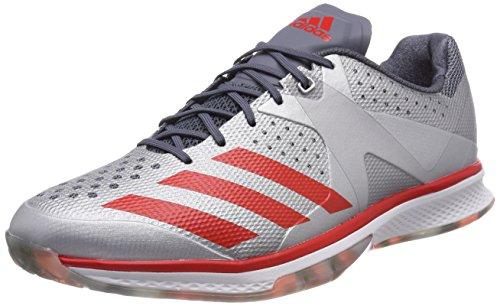 adidas Herren Counterblast Handballschuhe, Mehrfarbig (Plamet/Roalre/Acenat 000), 41 1/3 EU