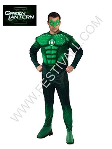 Festival Magia und Giocoleria Kostüm Green Lantern DLX (R184)