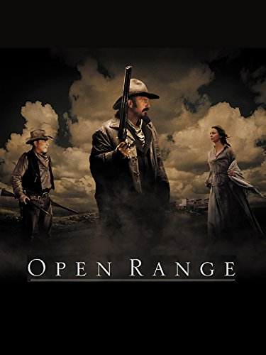 Open Range - Weites Land Button Weste