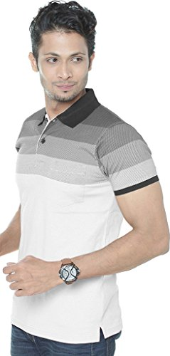 Wexford-Mens-Cotton-Polo-Neck-Half-Sleeve-Casual-T-Shirt