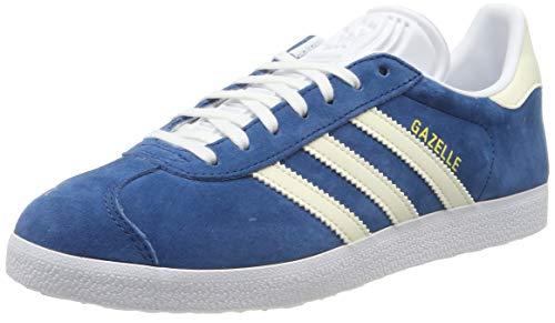 adidas Gazelle W, Scarpe da Ginnastica Donna, Blu (Legend Marine/Ecru Tint S18/Ftwr White), 36 2/3 EU