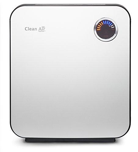Luftwäscher 2in1: Luftbefeuchter & Luftreiniger CA-807 für Räume bis 70m² / 175m³ -