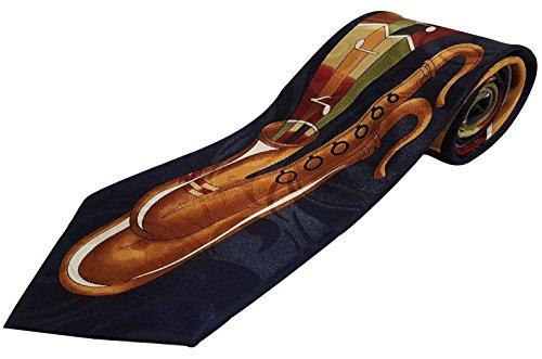 Nœud coloré pour Saxophone