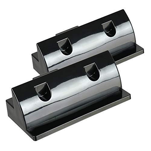 Offgridtec© ABS Verbindungs-Spoiler Schwarz Verbindungsprofile 180mm