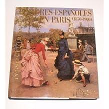Pintores españoles en París (1850-1900)