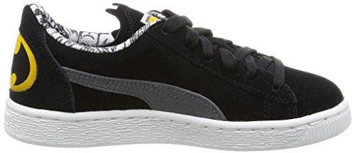 Puma Jungen Ps Batman Sneaker Schwarz (BLK/S.GREY 01BLK/S.GREY 01)