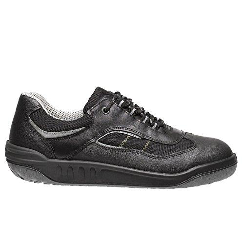 JERICA F Chaussure de Sécurité Femme S1P Noir