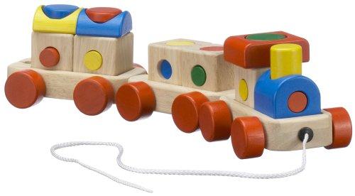 The Toy Company 31103 - Bauzug, 24teilig
