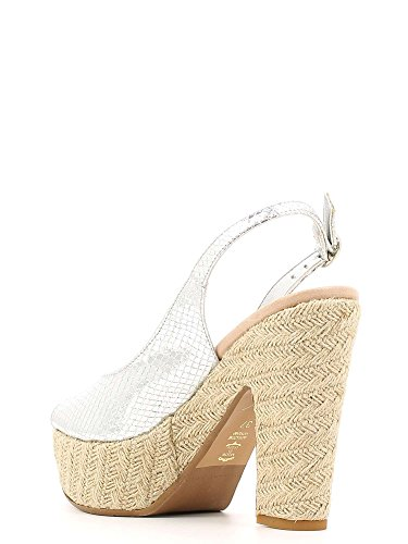 GRACE SHOES CO03T Sandales à Talons Hauts Femmes Or