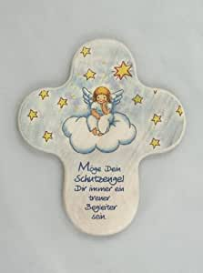 Schutzengel Kreuz Möge dein Schutzengel...