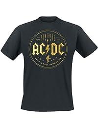 AC/DC Rock'n'Roll Damnation T-shirt noir
