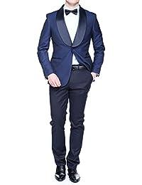 Leader Mode - Costume Zc16-155ab - 2 Pieces Blue
