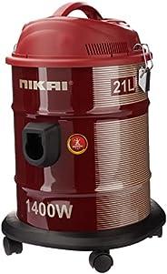 مكنسة نيكاي الكهربائية 1400 واط 17 لتر NVC211T