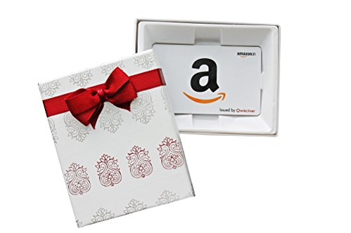 Amazon.in Gift Card - In a White Box Rs.1000
