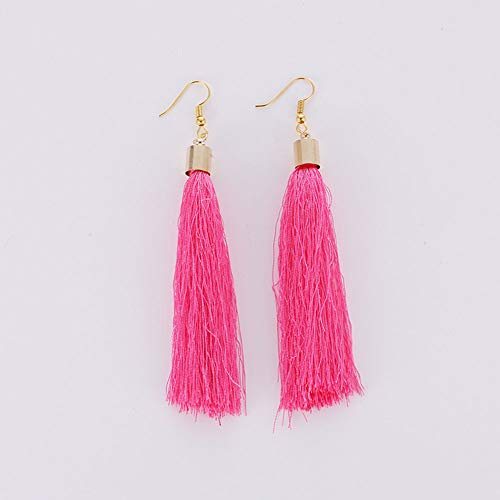 Meteoriten Parfüm (QWER Ohrringe für Frauen Mädchen Ohrringe Vintage Simple Ethnic Dangle Earrings,H)