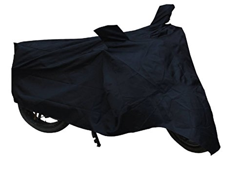 Auto-Hub-Black-Matty-Bike-Body-Cover-For-Hero-Super-Splendor