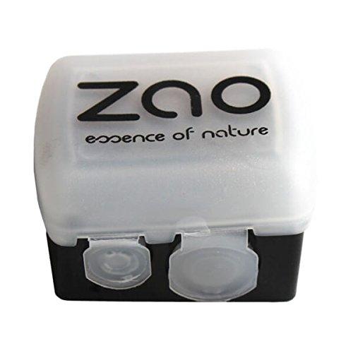 ZAO Doppel-Anspitzer für Kajal und Konturenstifte - Zweifach-Spitzer