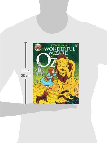 The Wonderful Wizard of Oz: Includes Read-and-Listen CDs (Dover Read and Listen)