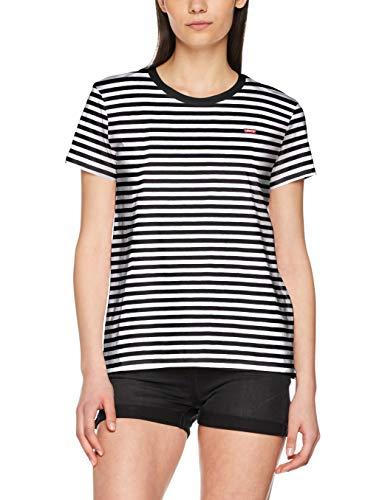 Levi's Damen T-Shirt Perfect Tee, Mehrfarbig (Tbd1 0013), Small