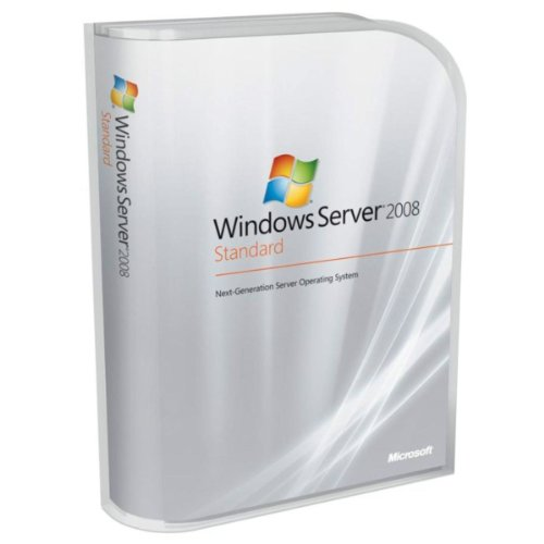 Windows Server CAL 2008 English 1 Pk DSP OEI 5 Clt User CAL (PC) Windows 2008 Server Lizenz